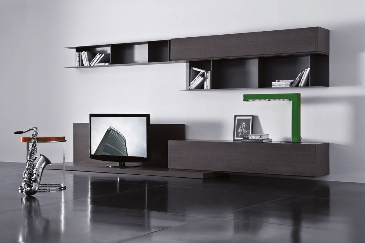 Pianca Mobili ~ Sistema modulare librerie modello people pianca design made