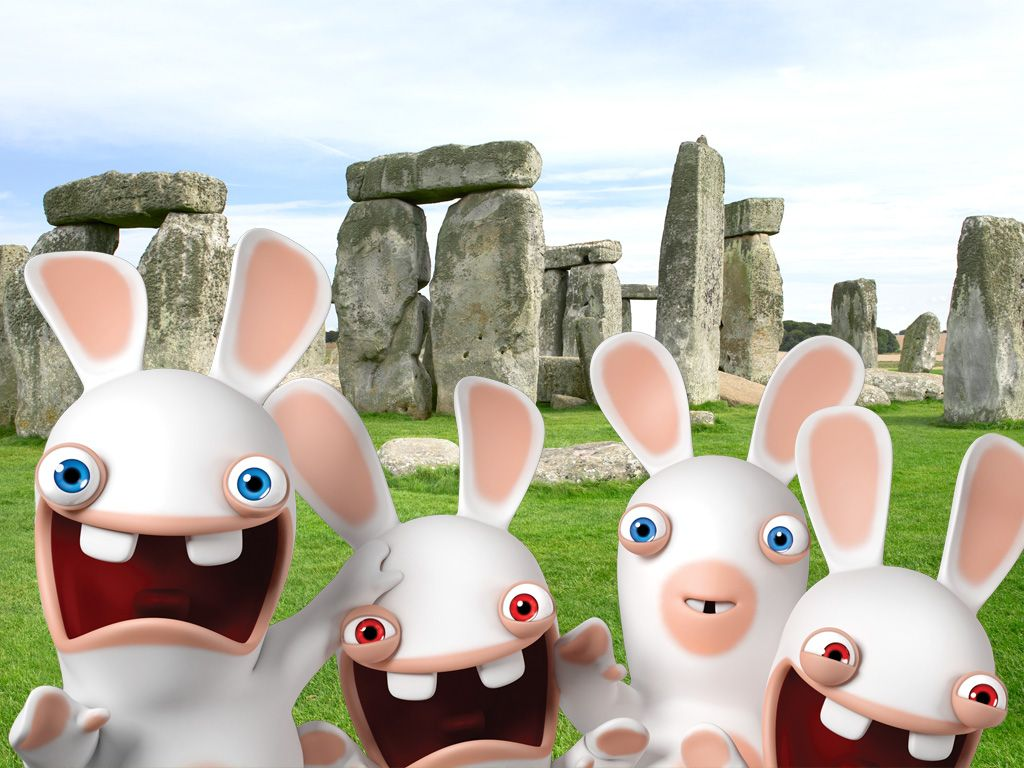 Rabbids invasion cartoon ytv saturdays 830 am est