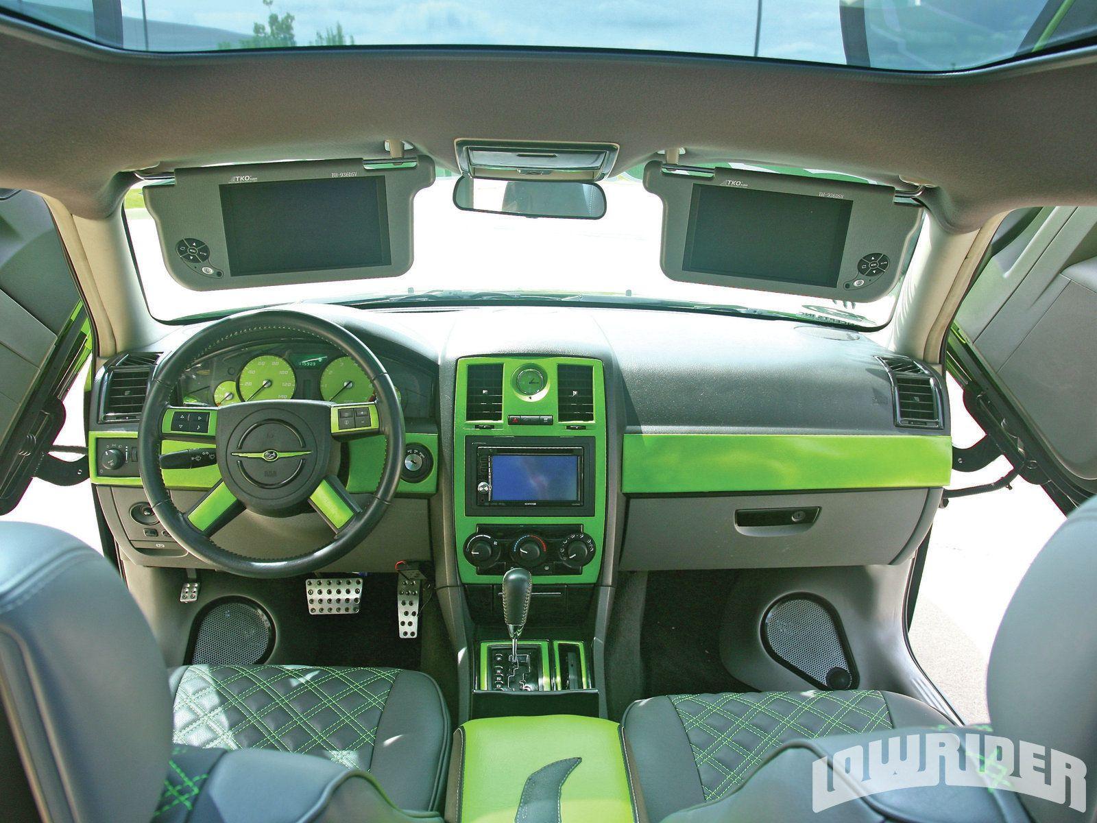 chrysler-300c-custom-interior...   Dashboard   Pinterest   Chrysler ...