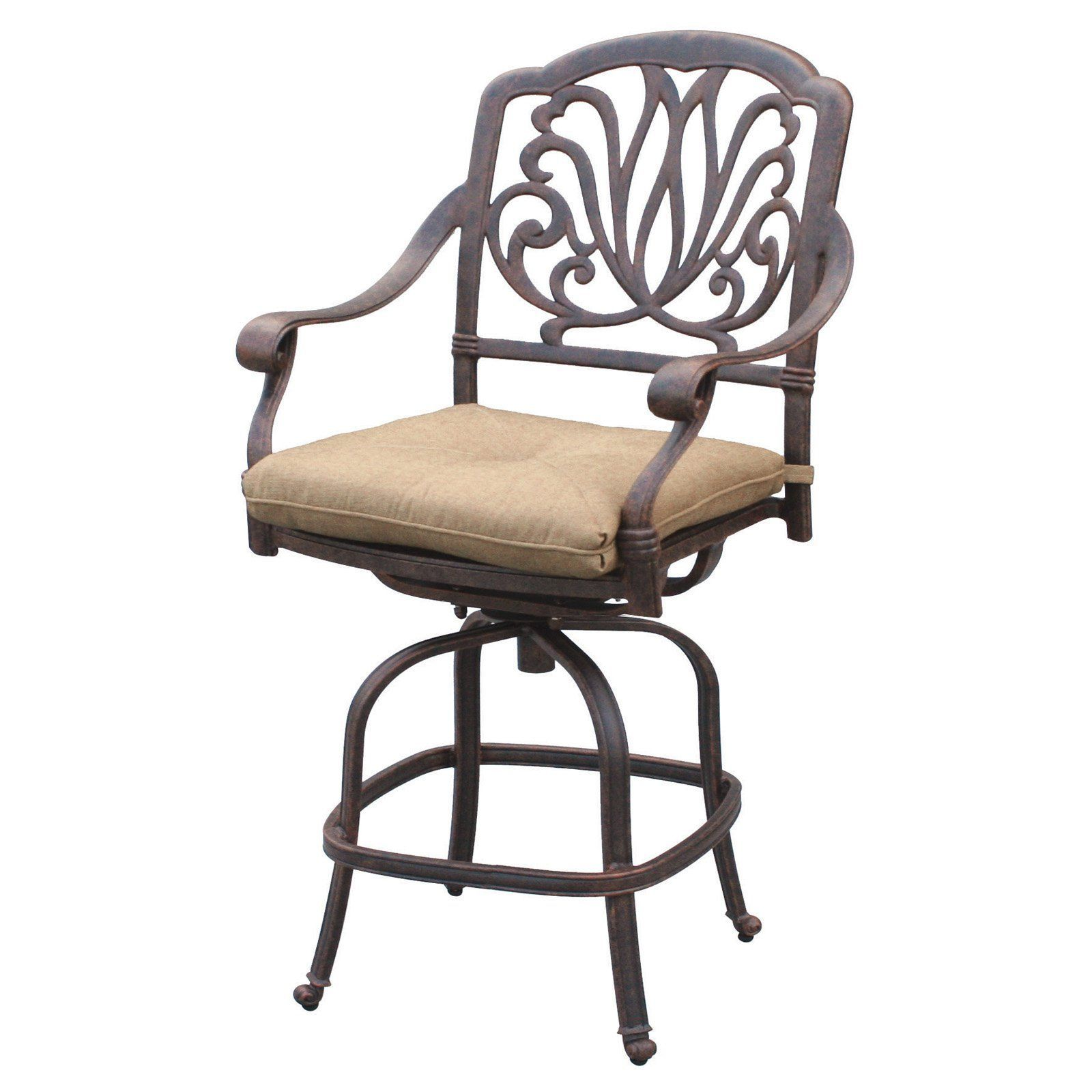 antique bronze Hayneedle $818 for two or Ultimate Patio $300