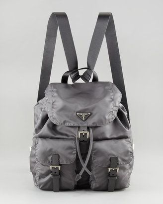 ShopStyle: Prada Vela Nylon Backpack