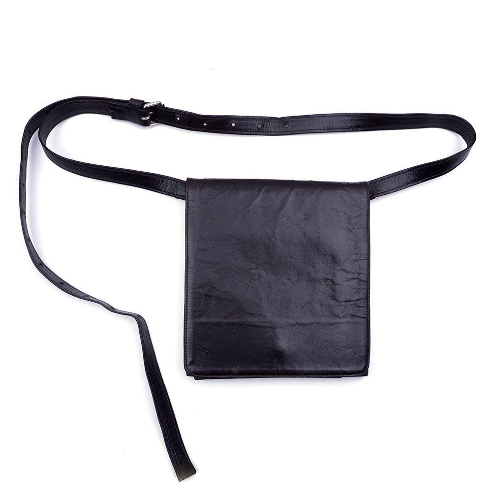 Vintage DEMEULEMEESTER 90s Shoulder Bag – THE WAY WE WORE