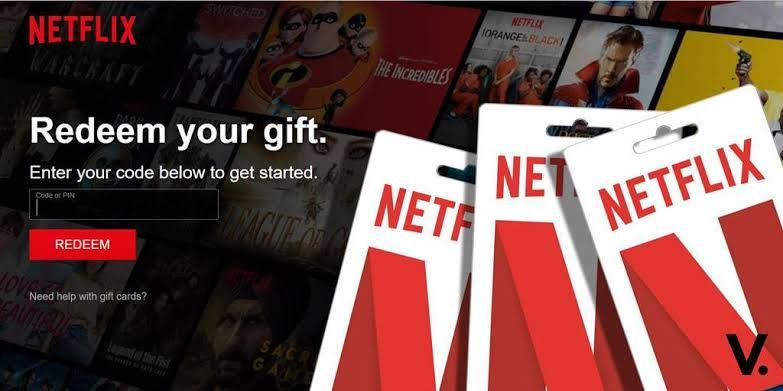 Free netflix gift card code generator online netflix