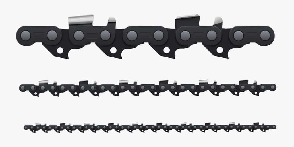 Chainsaw Chain Teeth Types In 2020 Chainsaw Chains Chainsaw Chainsaw Bars