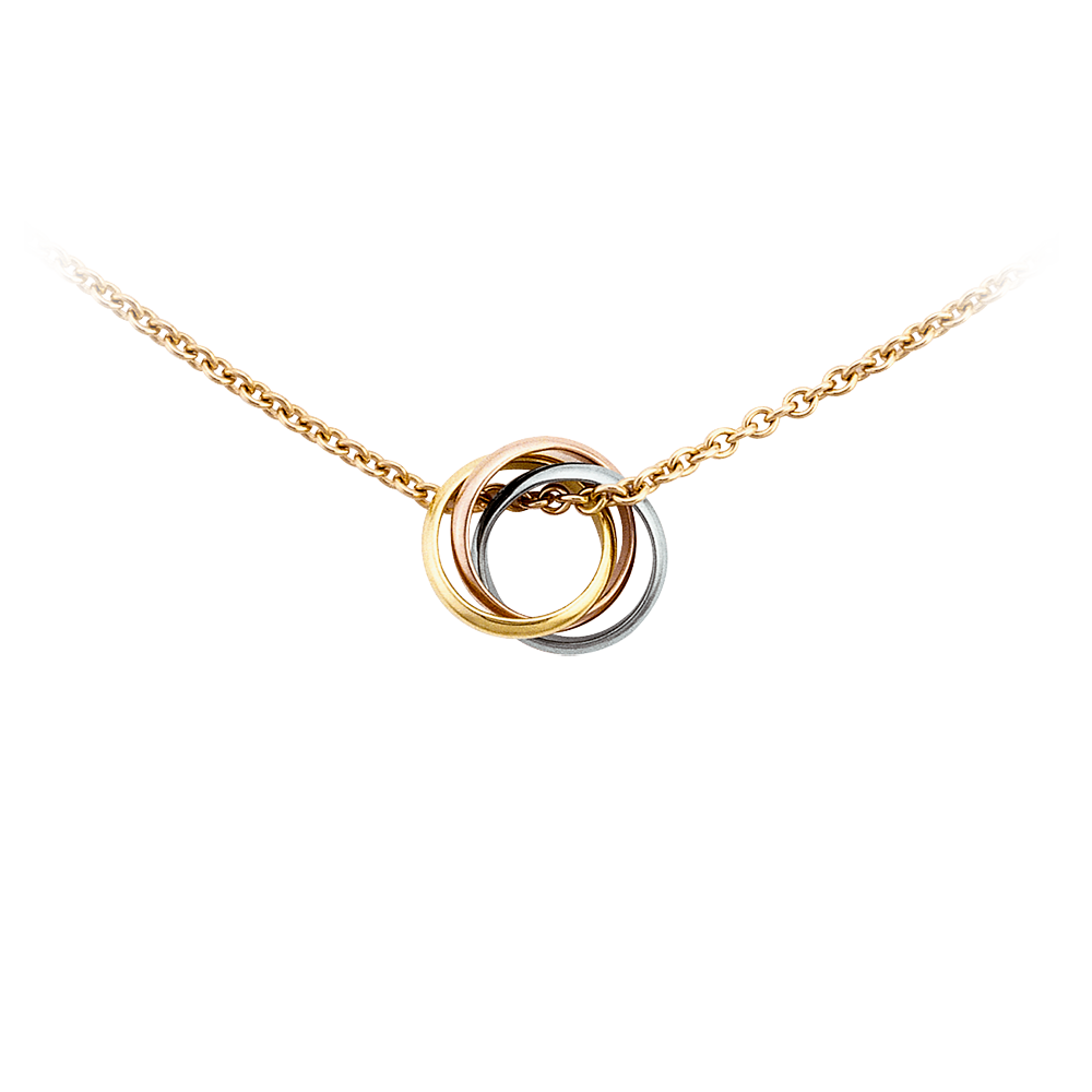d6ab7aaf82e7a Cartier Baby Trinity Necklace | Jewels in 2019 | Cartier necklace ...