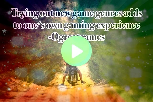 out new game genres adds to ones own gaming experience OgreatgamesTrying out new game genres adds to ones own gaming experience Ogreatgames 名稱 Outlast 類型 動作 冒險 獨...