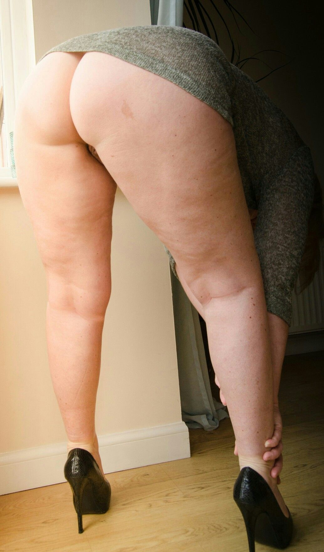 Bbw old hairy
