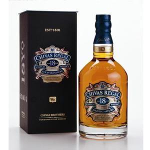 Scotch Whisky Blend 18 ans - Ecosse - Etui - Vendu à l'unité - 1 x 70cl