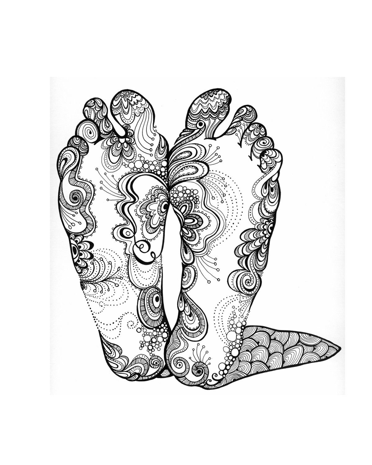 Hippie Coloring Pages Free Coloring Pages Download   Xsibe stoner ...