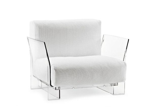 Pop Outdoor Lounge Chair by Kartell