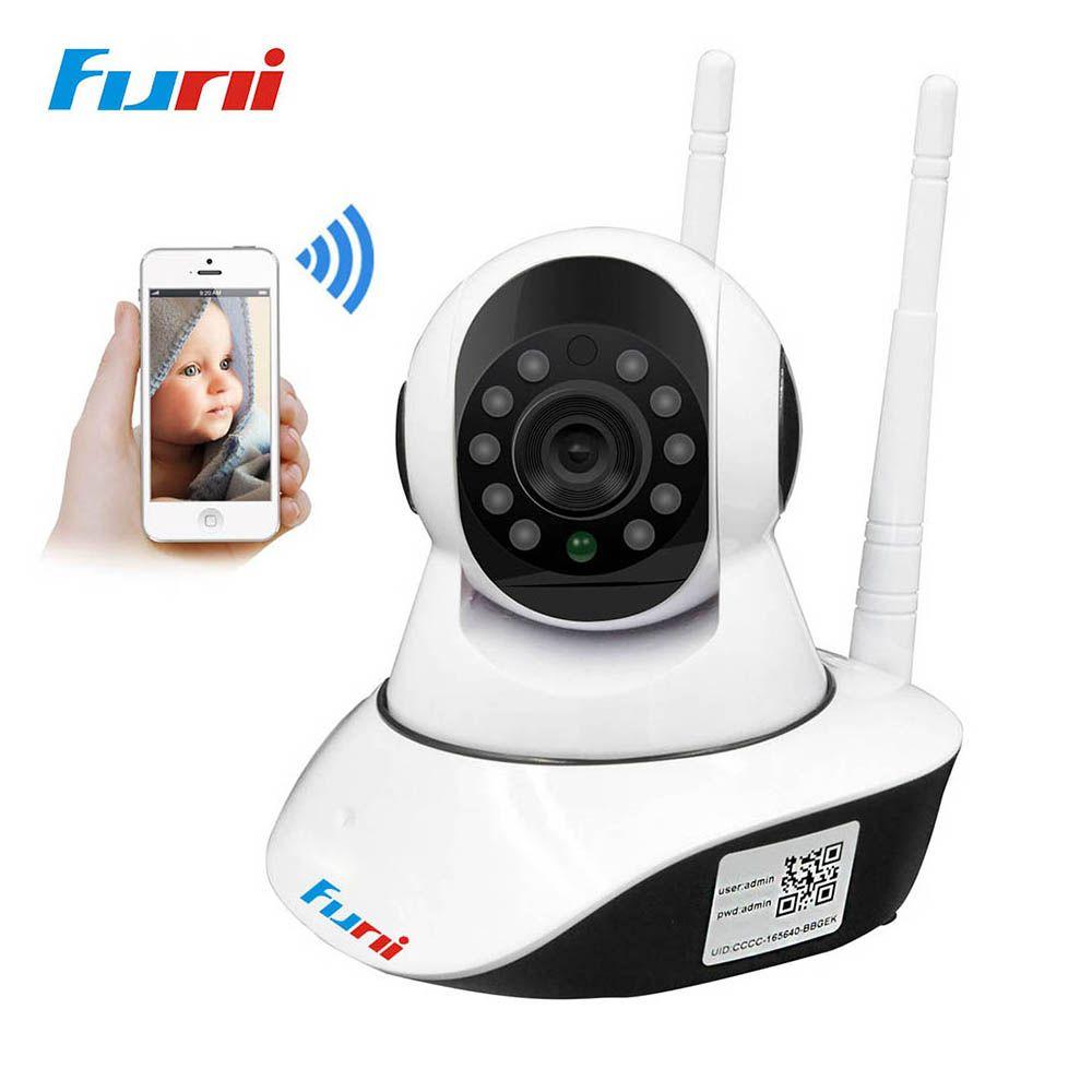 Funi AB HD P IP Camera Wireless Home Security IP Camera