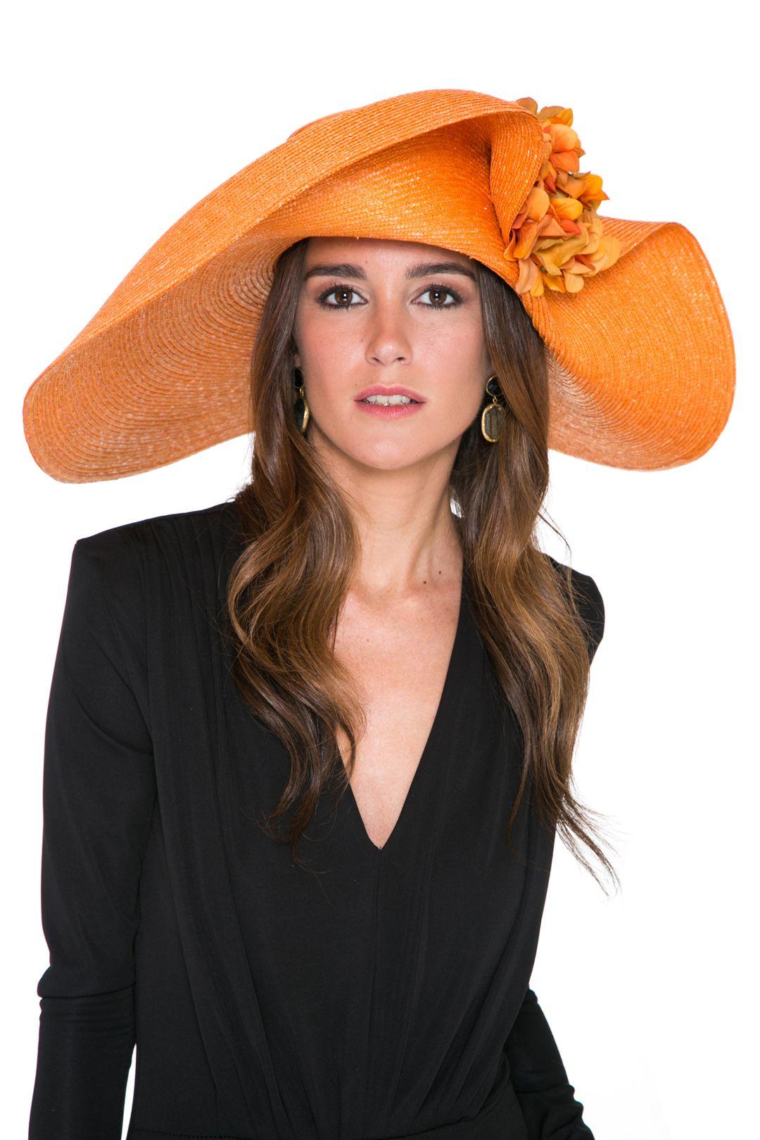 Pamela Honey Mustard Sombreros Y Pavas Vestidos