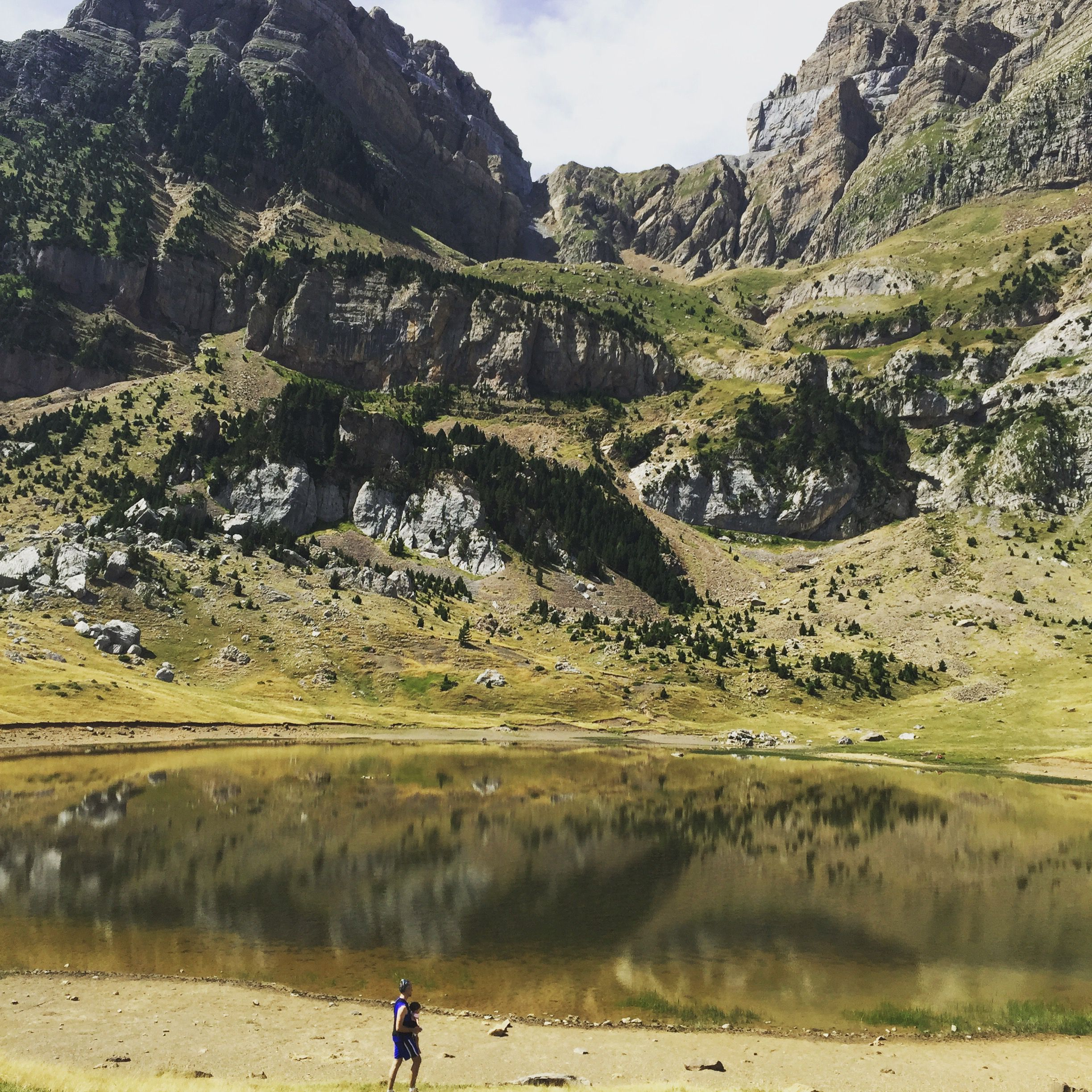 Excursión Al Ibón De Piedrafita Valle De Tena Pirineos Huesca Valle Lugares Maravillosos Huesca