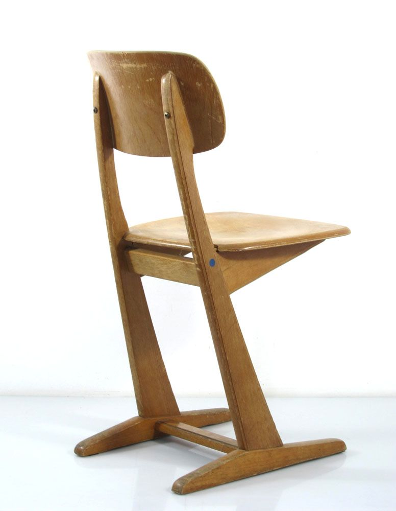 Casala Wooden Sixties Modern Plywood Chairs Dingen Om Te Kopen