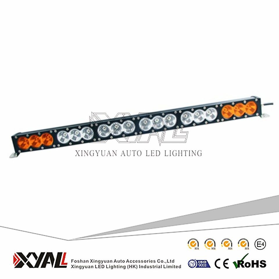 180w High Power Led Straight Light Bar Off Road Vehicle Spot Flood Light 32 6inch 12v Led Headlight Fog Light Car Led Lights Flood Lights Bar Lighting