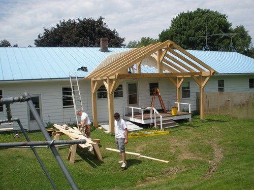 Porch Addition Porch Addition Building A Porch Porch Design