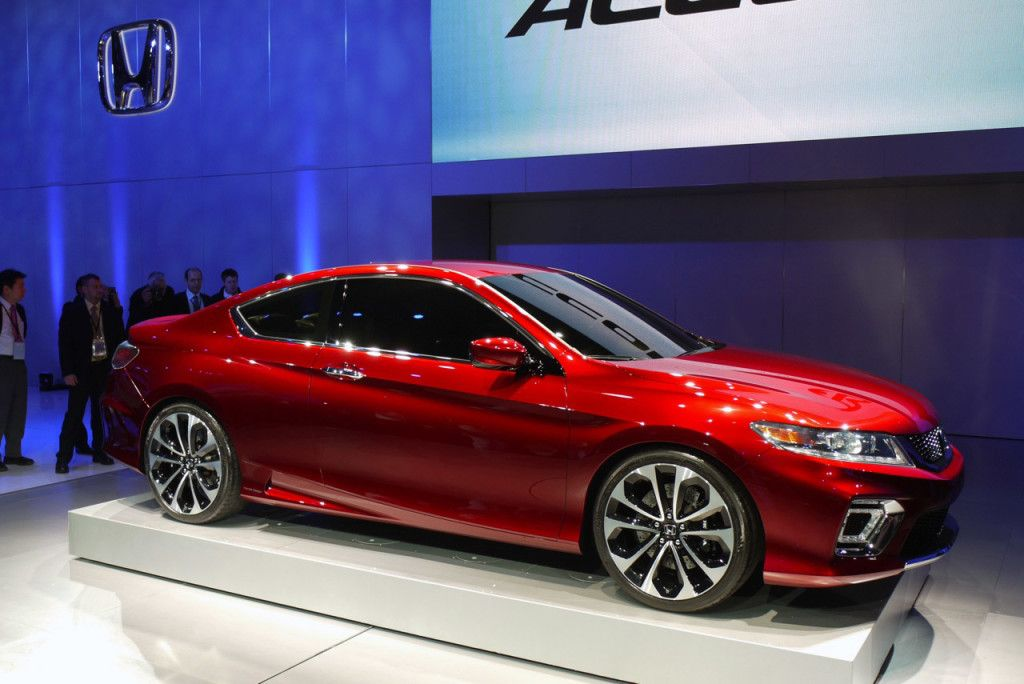 2013 Honda Accord Coupe Wallpapers