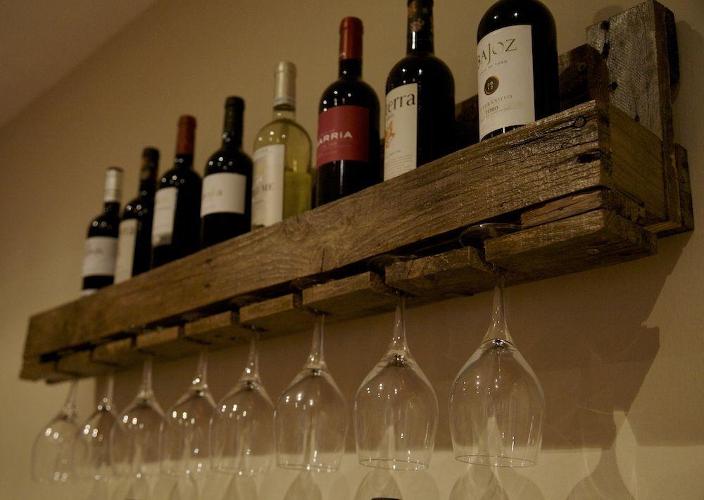 Botellero-copas-madera-hecho-con-palets-palet-reciclado-reciclados ...