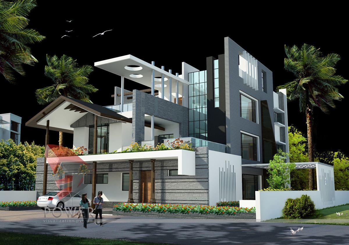 We are expert in designing  ultra modern home designs also elevation rh pinterest