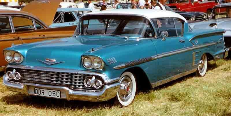 1958 Chevrolet Bel Air Chevrolet Bel Air Chevrolet Impala Chevrolet Parts