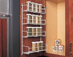 Inside Cabinet Spice Rack Menards For The Home Spice