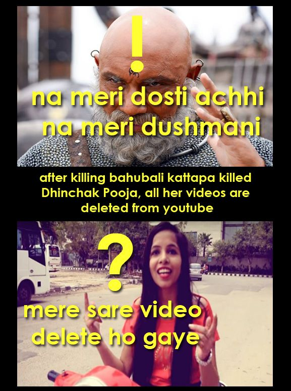 All Of Dhinchak Poojas Videos Getting Wiped Away From You Tube Dhinchakpooja Dhinchakpoojayoutube Fake Youtube Music News People Piquantfeed