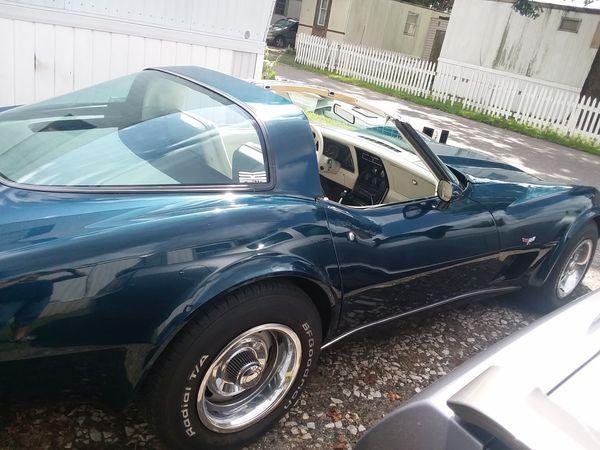 1979 Corvette 1979 Dark Blue Corvette T-Top For Sale in Virginia – Please visit UsedCorvettesForSale.com for more info and photos. #1979Corvette #UsedCorvettesForSale
