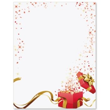 Holiday Wishes Letter Paper Idea Art Christmas Party and - holiday letter