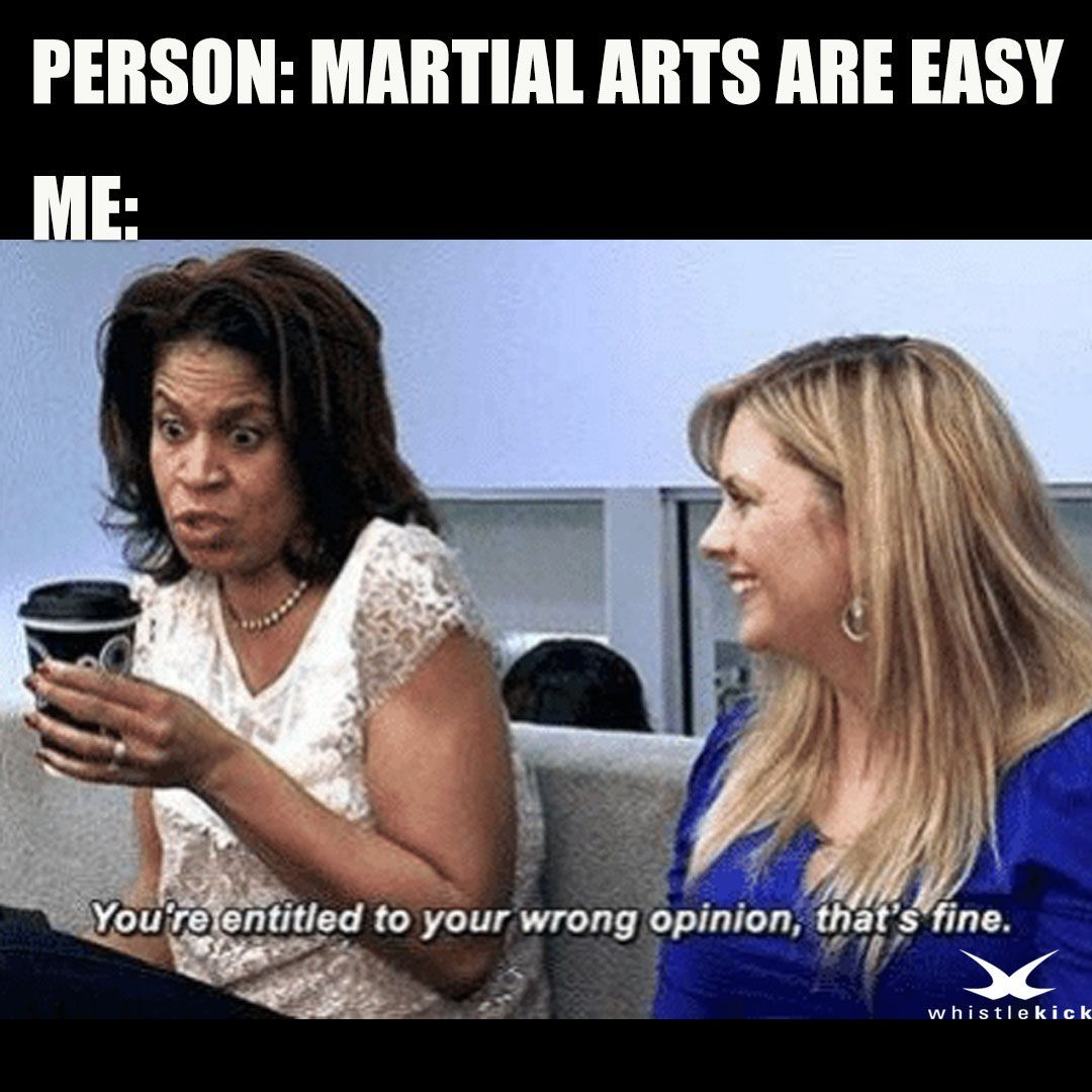 Any Tips On How To Respond To These Kinds Of Statements Martial Arts Humor Bjj Humor Jui Jitsu