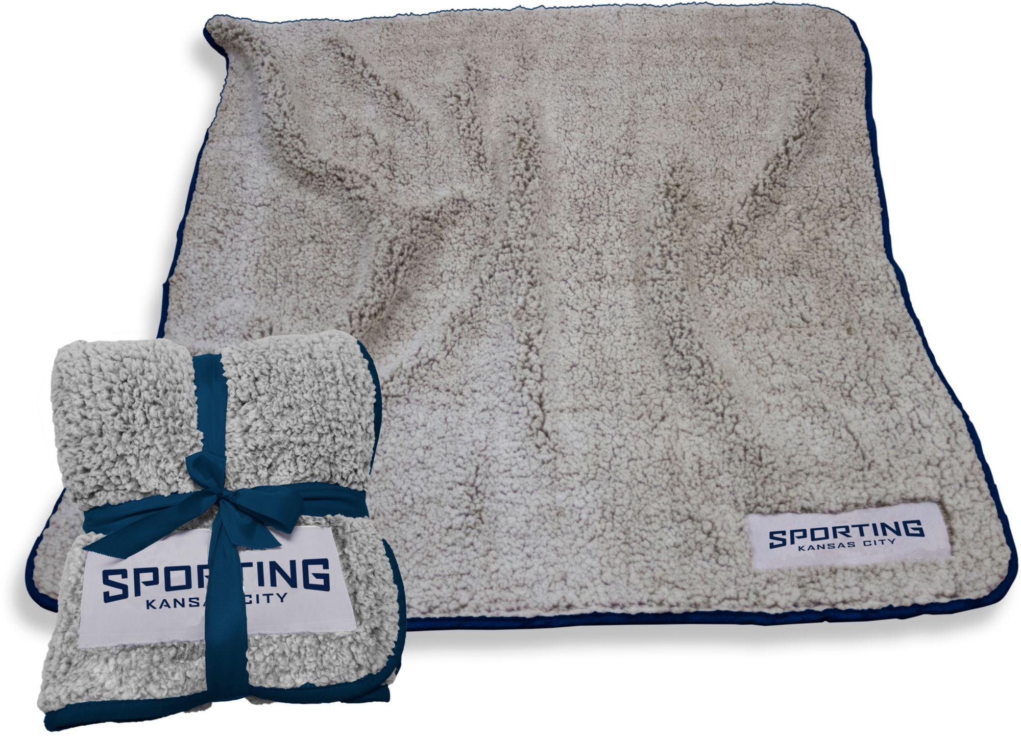 Sporting Kansas City Frosty Fleece Blanket in 2020