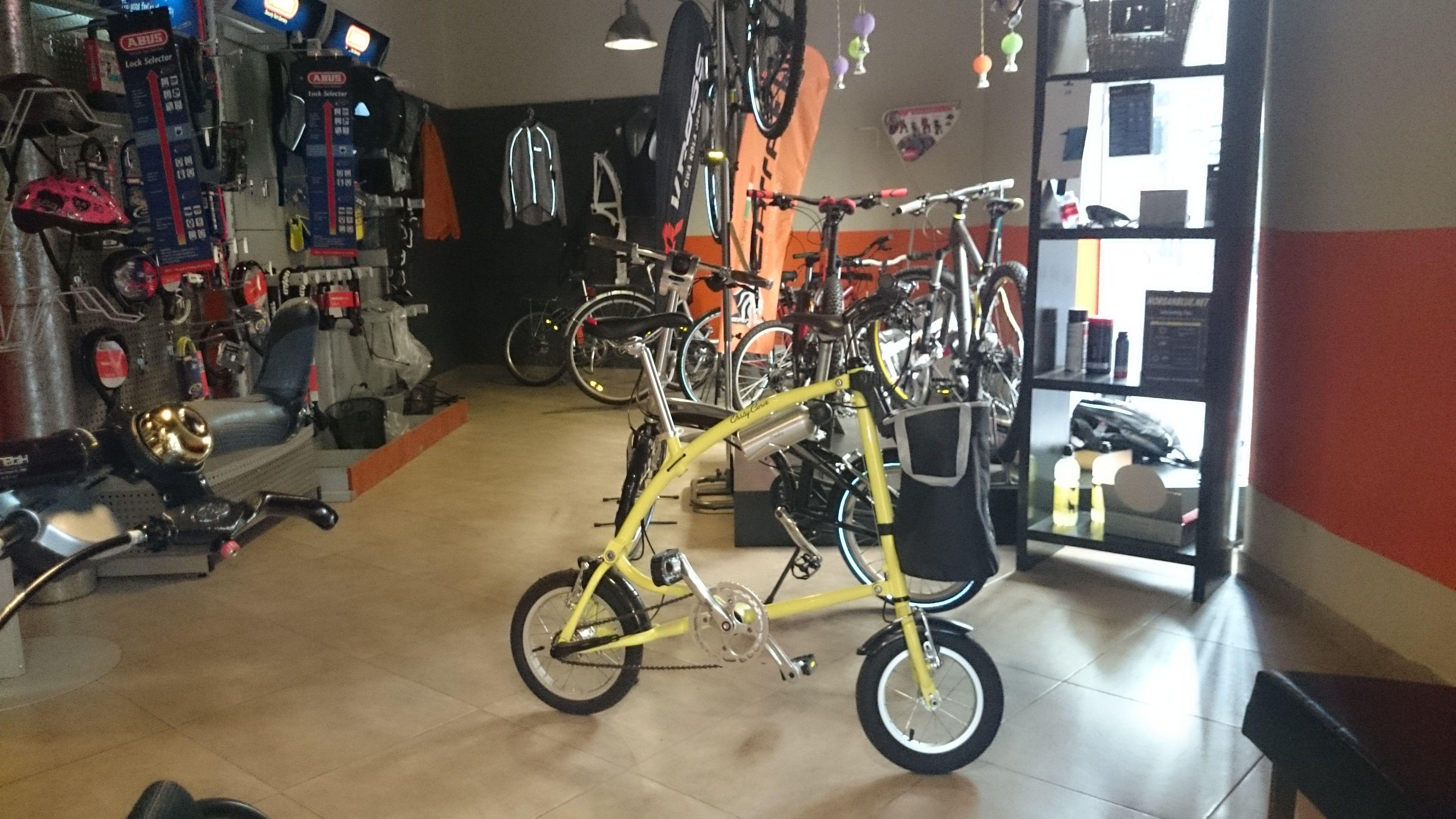 La Bicicleta Ossby En La Tienda Orange Bikes De Valencia Mas