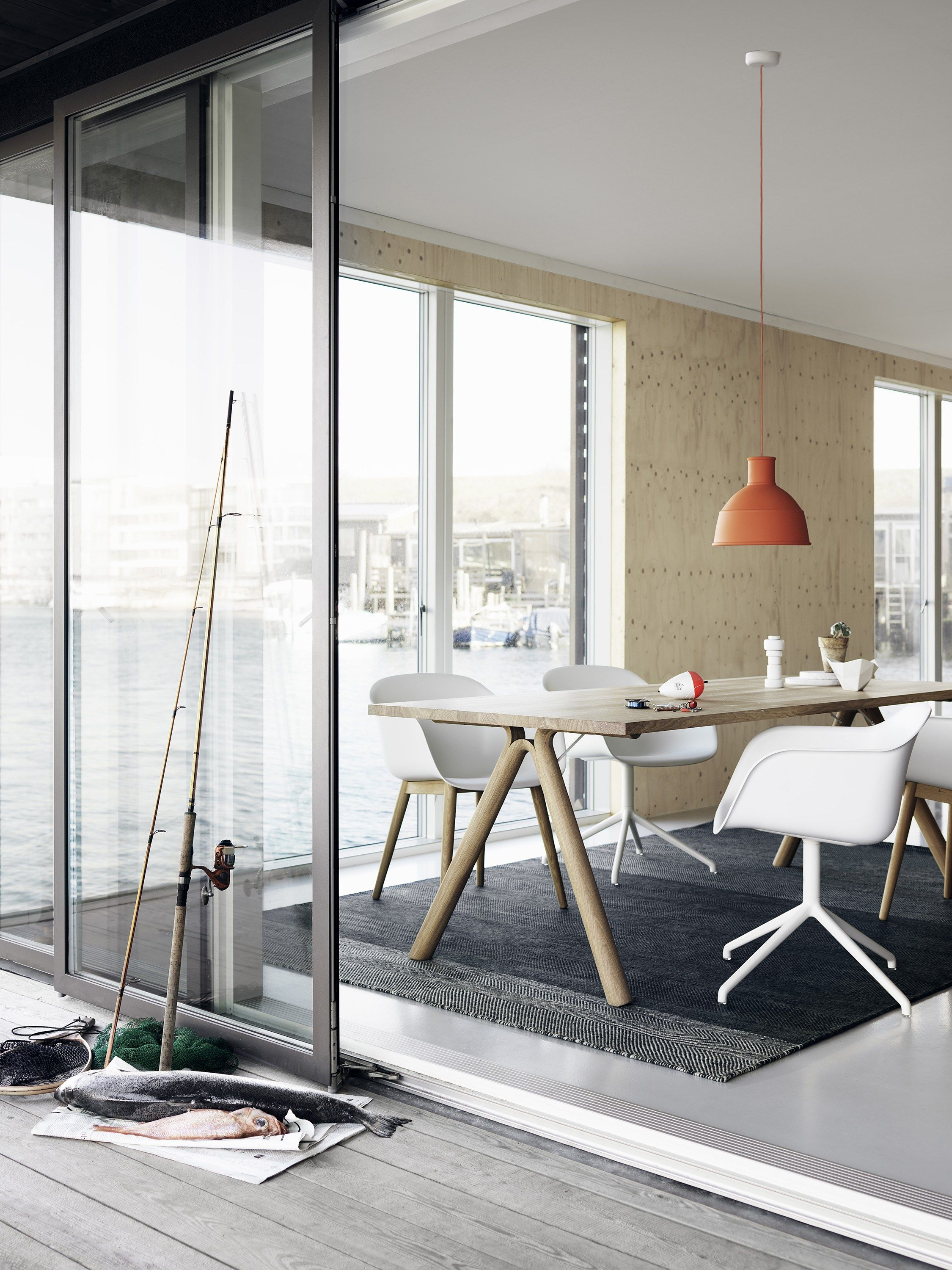 Pendant lamp UNFOLD by MUUTO design Form Us With Love