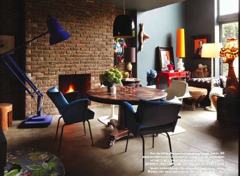 In Style In Turkey Funky Living Rooms Modern Dining Room Large Living Room Dark turkish dining room decor