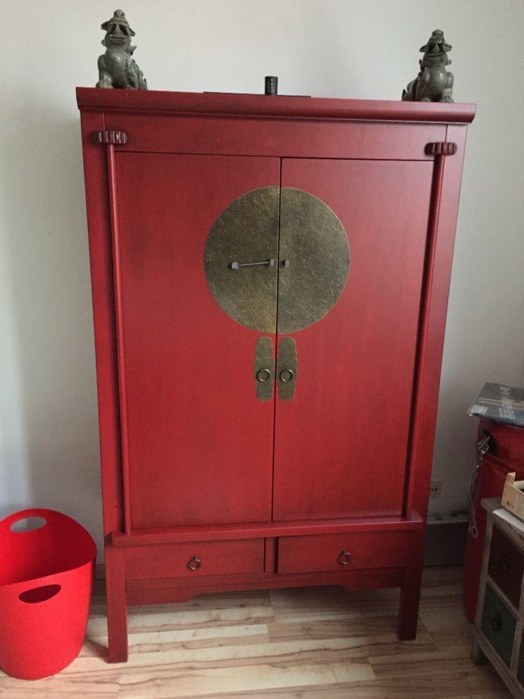 Chinesischer Hochzeitsschrank Rot In Mobel Amp Wohnen Mobel Schranke Amp Wandschranke Ebay Hochzeitsschrank Rot Schrank