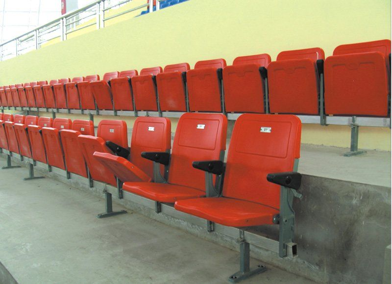 vintage stadium style seating - Google Search | centro office ...