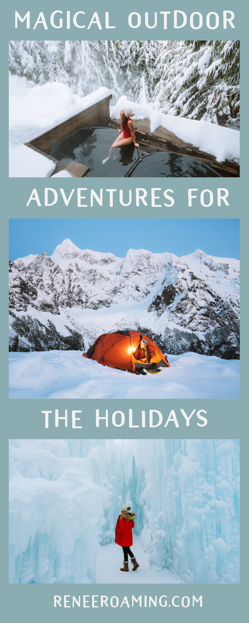 Photo of 7 Magical Winter Outdoor Adventures For The Holidays