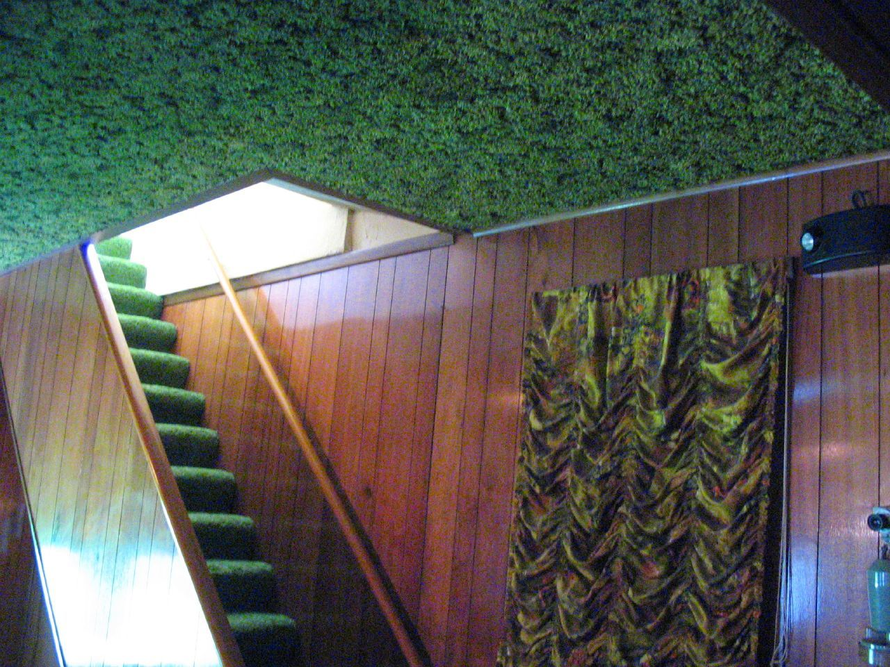 Basement Ceiling Ideas Fabric. fake grass on ceiling and stairs http www etoya ru  files images