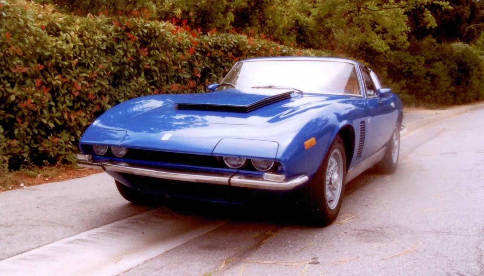 1974 Iso Grifo For Sale - The Last Grifo Made By The Iso Factory