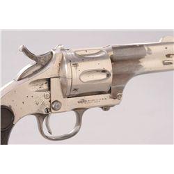 2nd Model Merwin & Hulbert Pocket Revolver