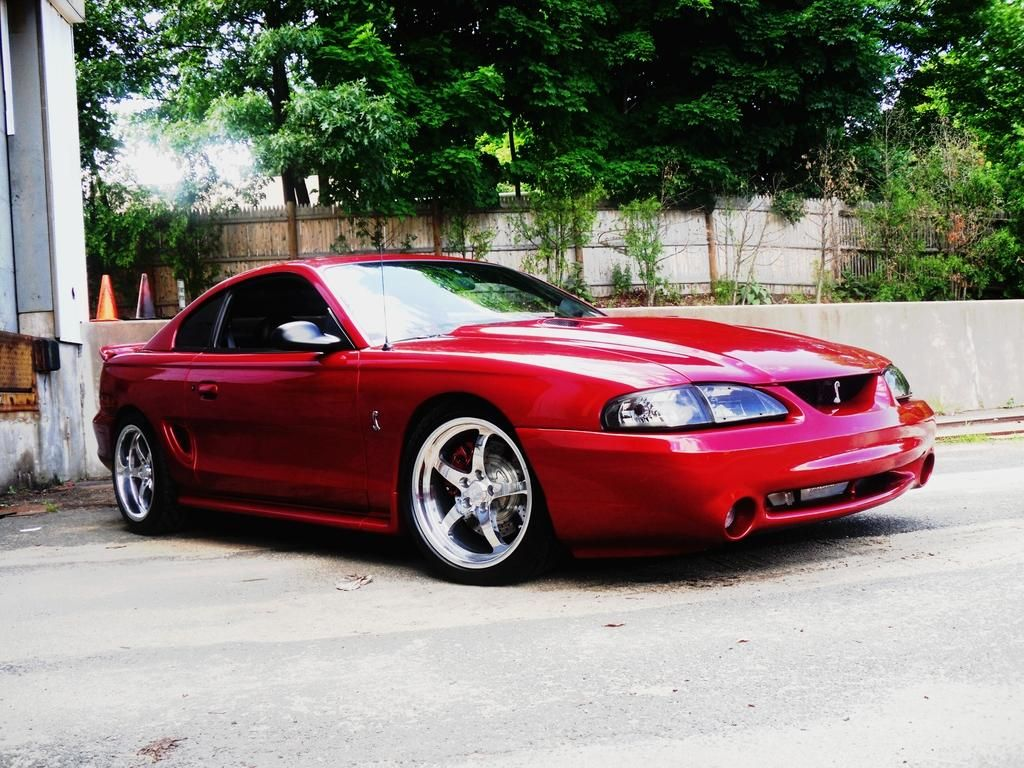 1995 Ford Mustang Gt Custom Yahoo Image Search Results Muscle