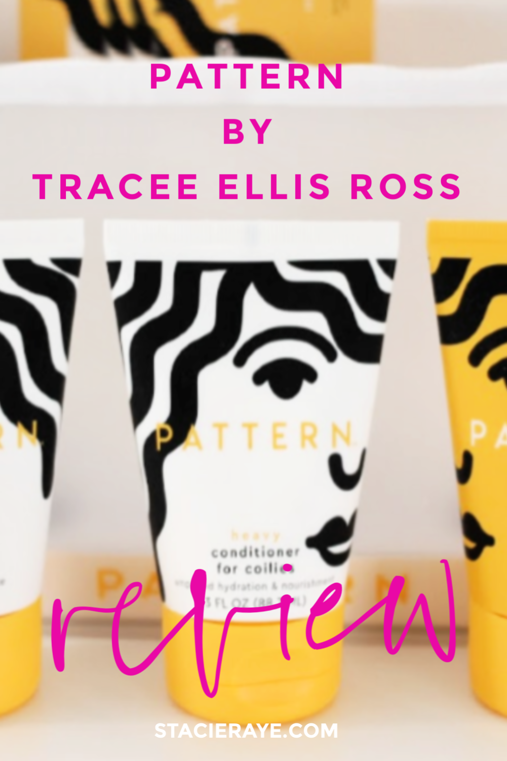 Tracee Ellis Ross Pattern Beauty Products Are A Must Try Tracee