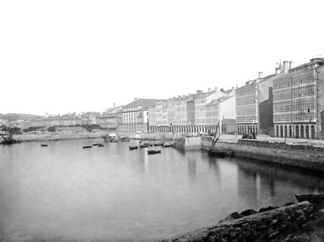Visita General Historia Del Ensanche La Marina 1900 Parrote 1900 Pavimentación Calle Ferrol Año 1910 Igl Fotografía Antigua Fotos Antiguas Torre De Hercules