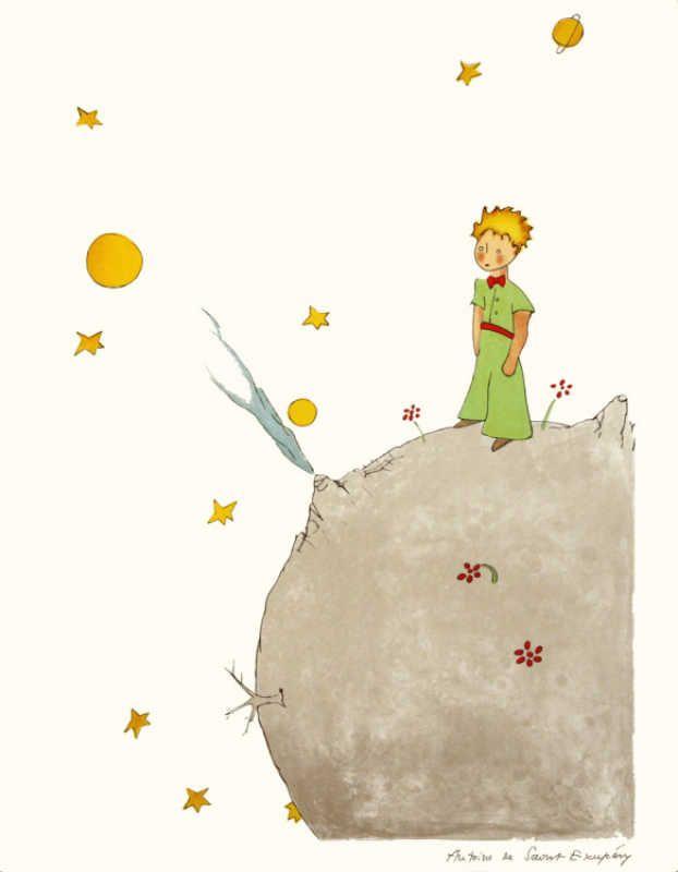 Нам 1 месяц картинки мальчик маленький принц, открытки