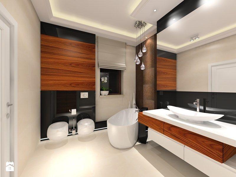 Beleuchtung Badezimmerdecke ~ Indirekte beleuchtung led badezimmer decke wand schwarz weiss gold