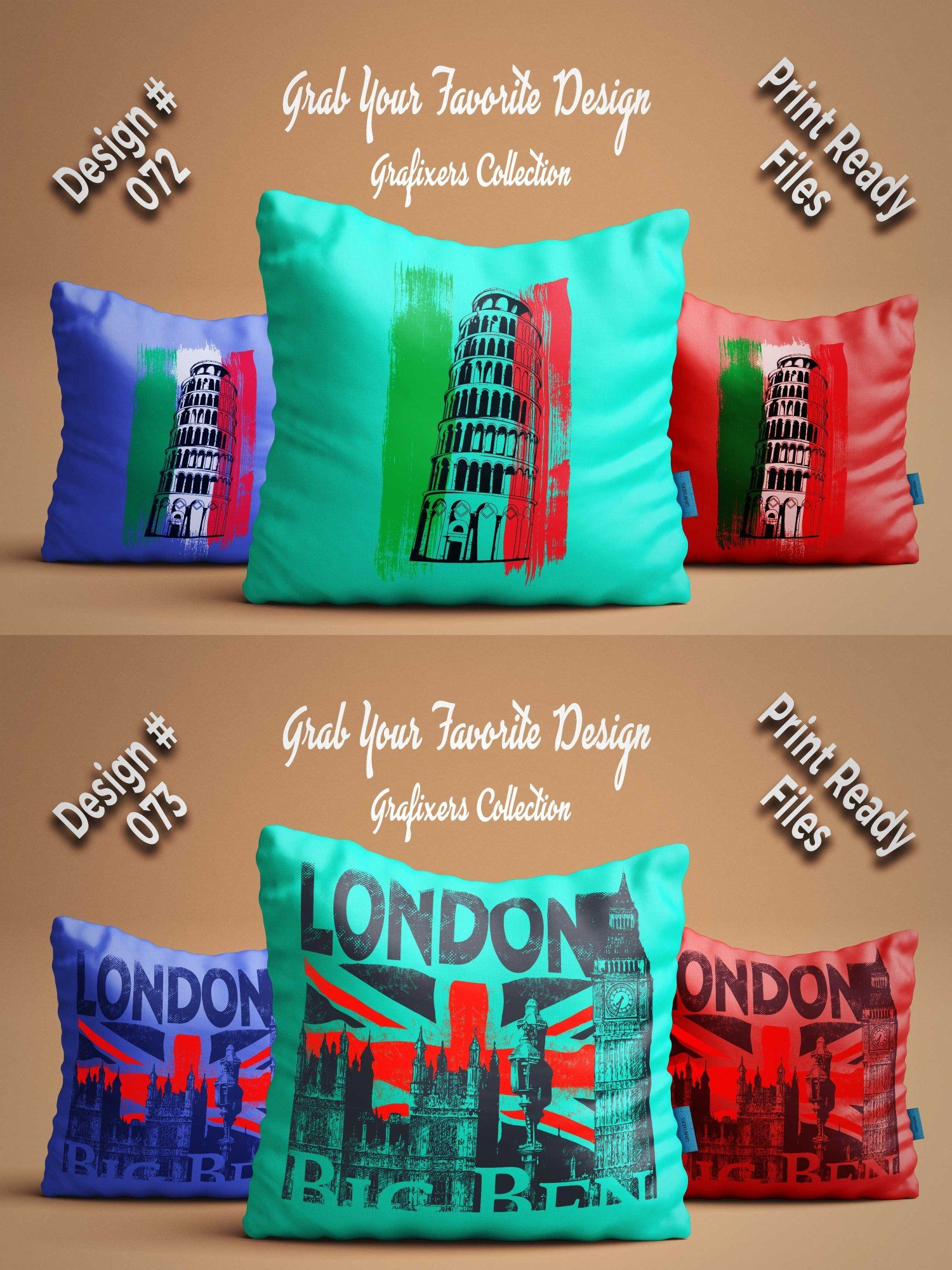 We design cushion covers if you want to buy only the design files