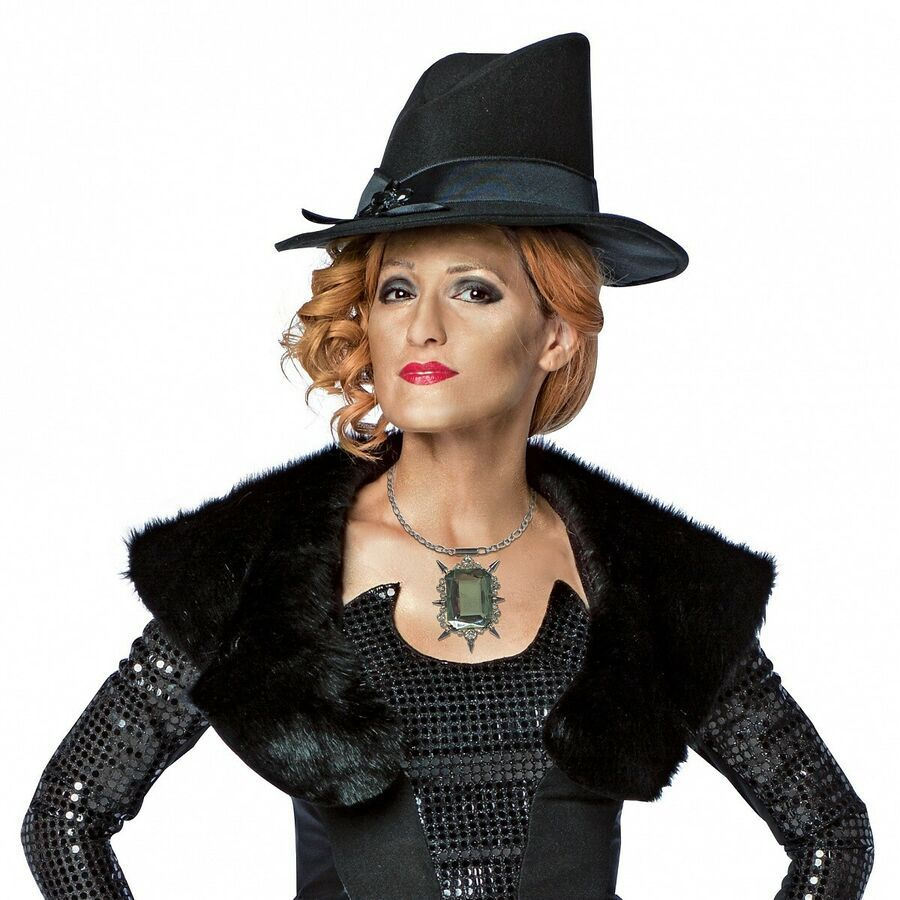 Zelena Costume Adult Witch Once Upon A Time Halloween ...