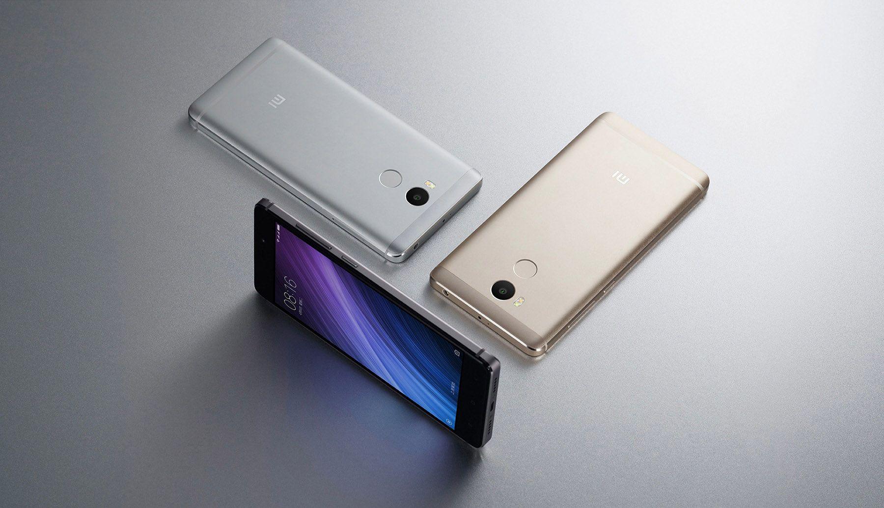 Xiaomi Redmi 4 Golden International Version Cell Phones Sale
