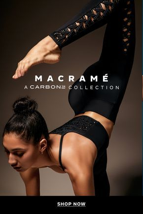A set of 6 curated pieces featuring intricate hand-knotted macrame detail. Designed with compressive fit in mind. Super soft fabric allows for easy movement appropriate for any level of workout.