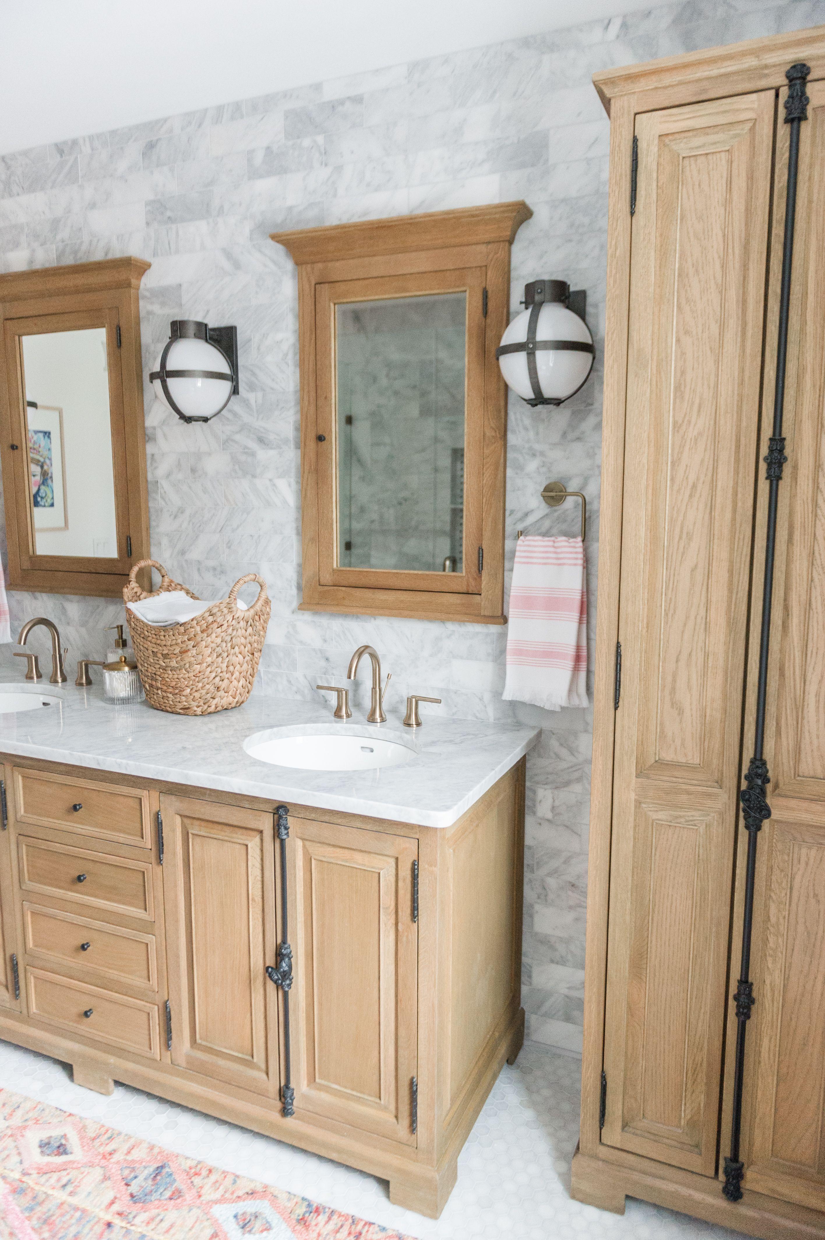 modern boho bathroom renovation reveal modern boho on bathroom renovation ideas modern id=97121