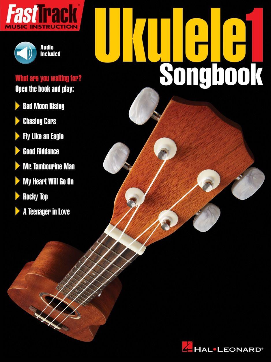 FastTrack Ukulele Songbook Level 1 , SPONSORED,